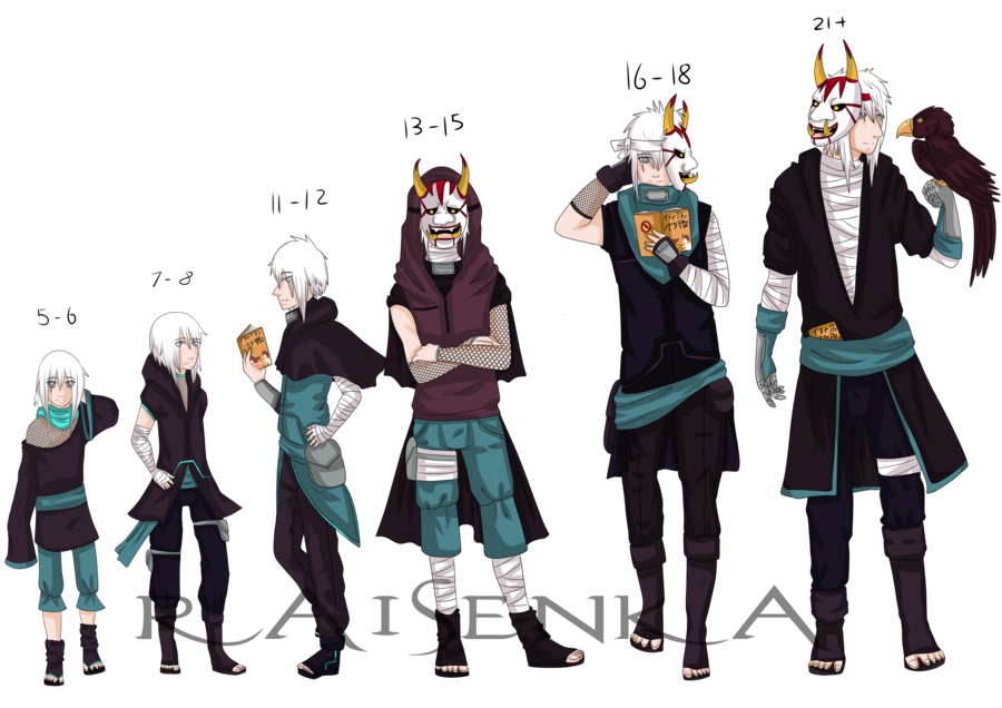 Mad Drawing Naruto Transparent & PNG Clipart Free Download - YA