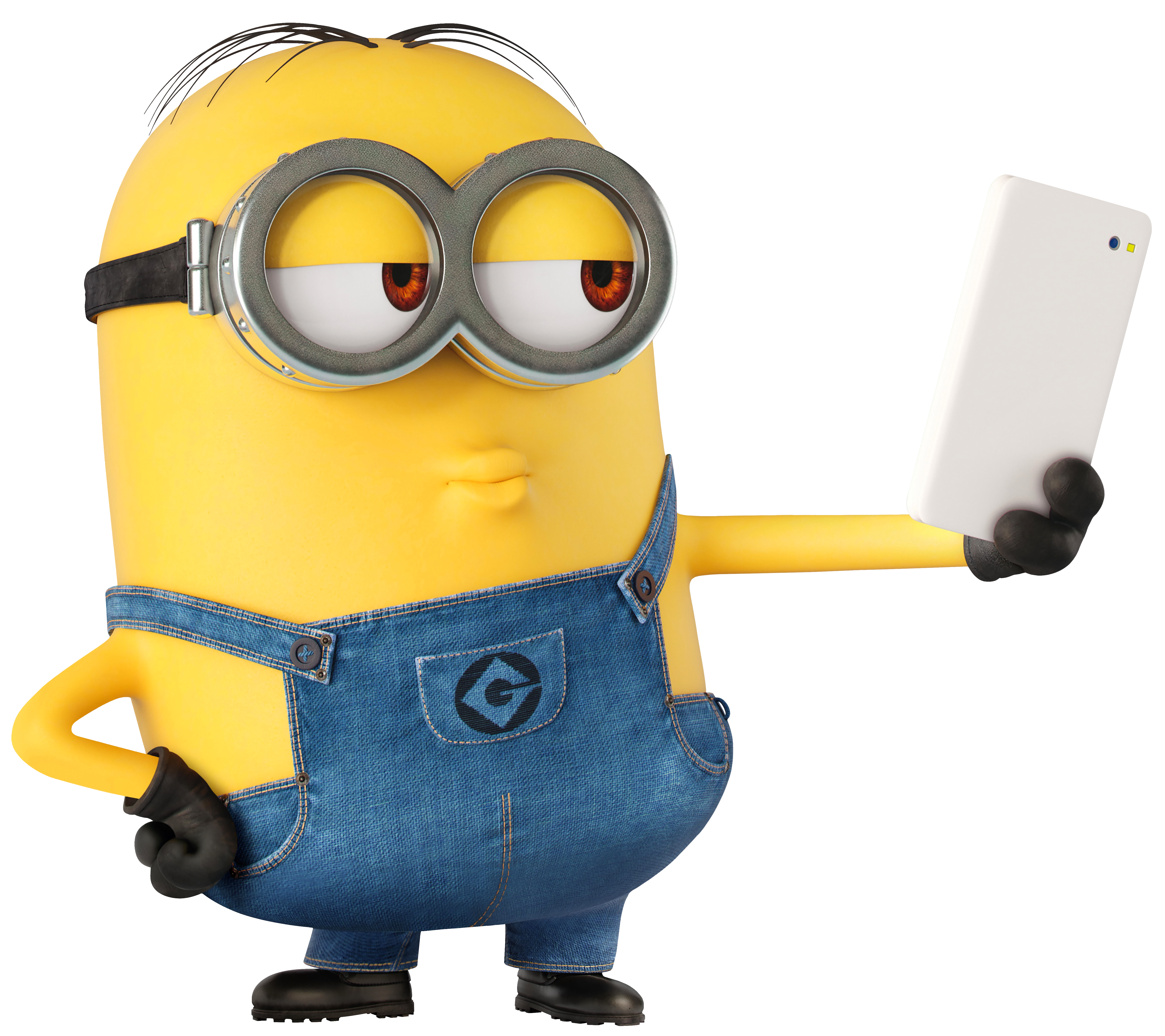 happy minion png