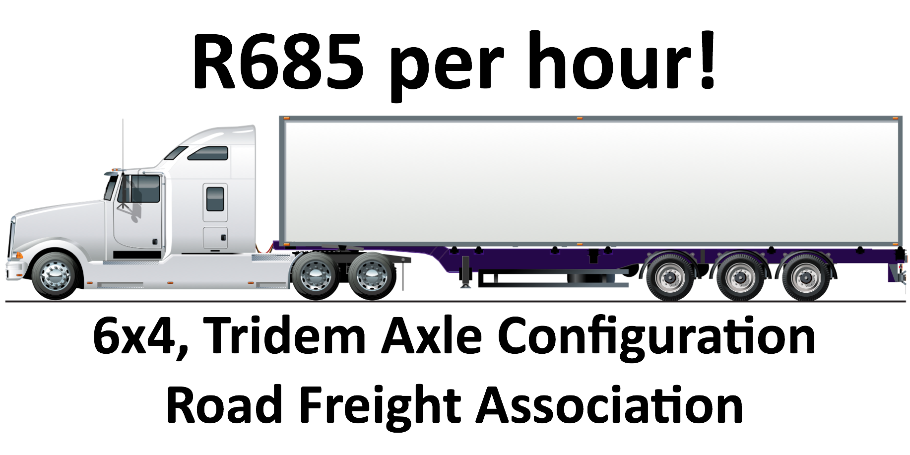 Semi drawing means transport. Trestlejacks for trailers truckdrawingpng