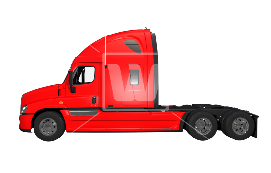 Semi truck png. Side view welcomia imagery