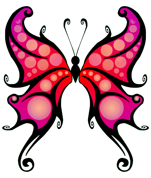 Semicolon drawing beautiful. Butterfly clipart s clip