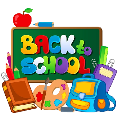 September clipart back to school. Almona christina welcome announcements