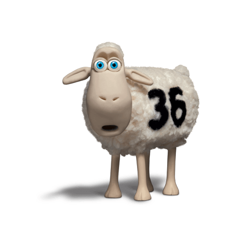 Serta sheep png. Meet the counting com