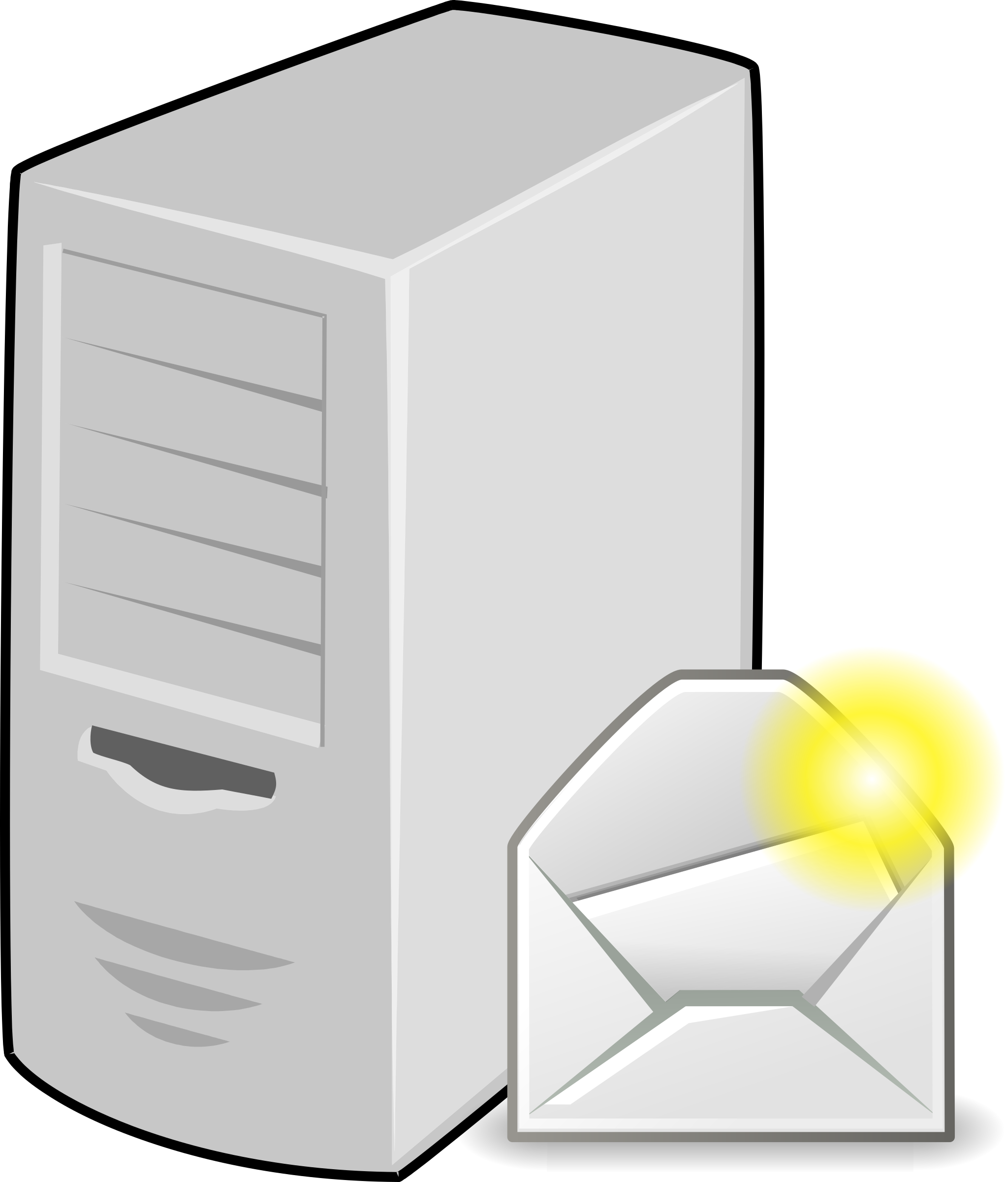 Email icons png free. Server clipart server icon image free download