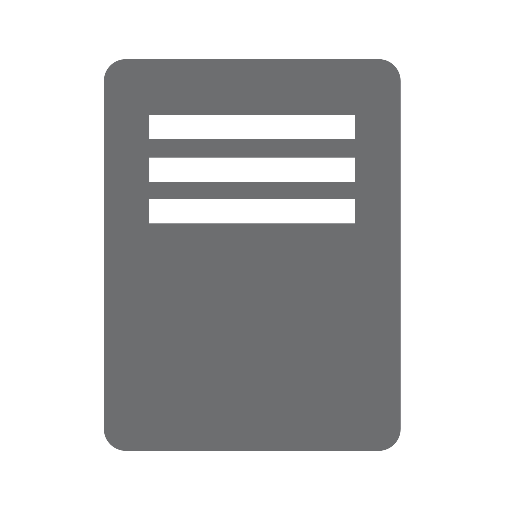 Basic icon free and. Server icons png svg transparent