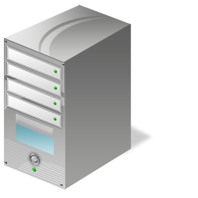 Dedicated hosting icon download. Server icons png black and white library