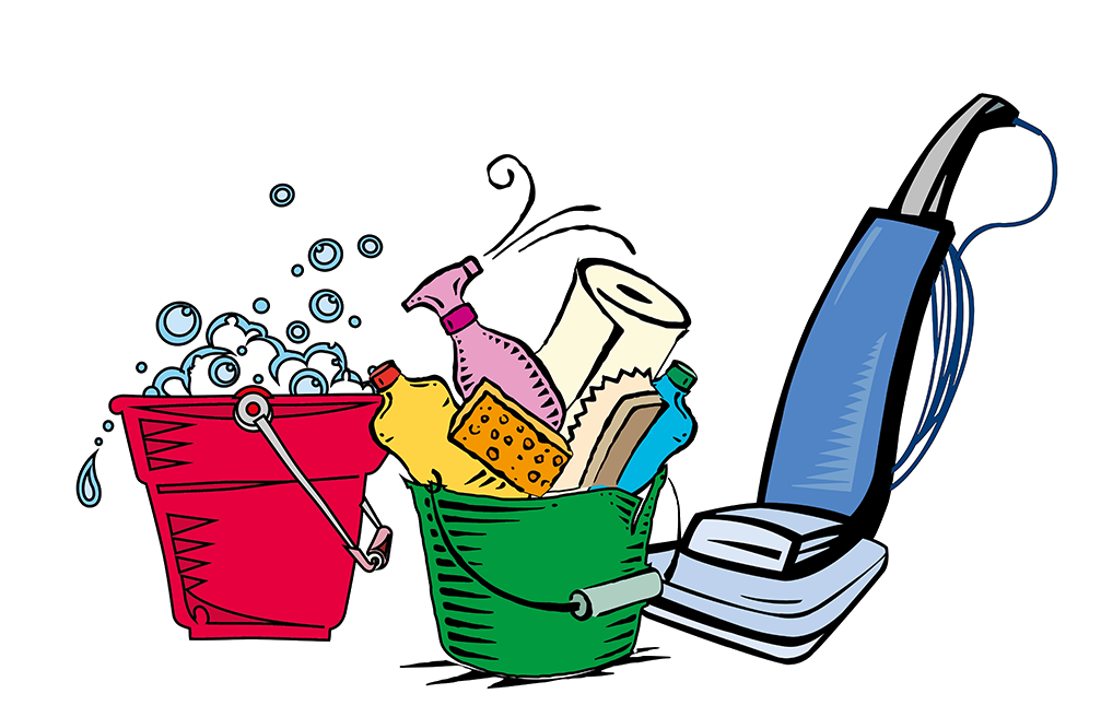 Service clipart household service. House cleaning at getdrawings