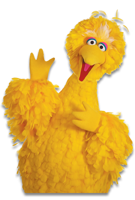 Big bird face png. Dragon rap battles wiki