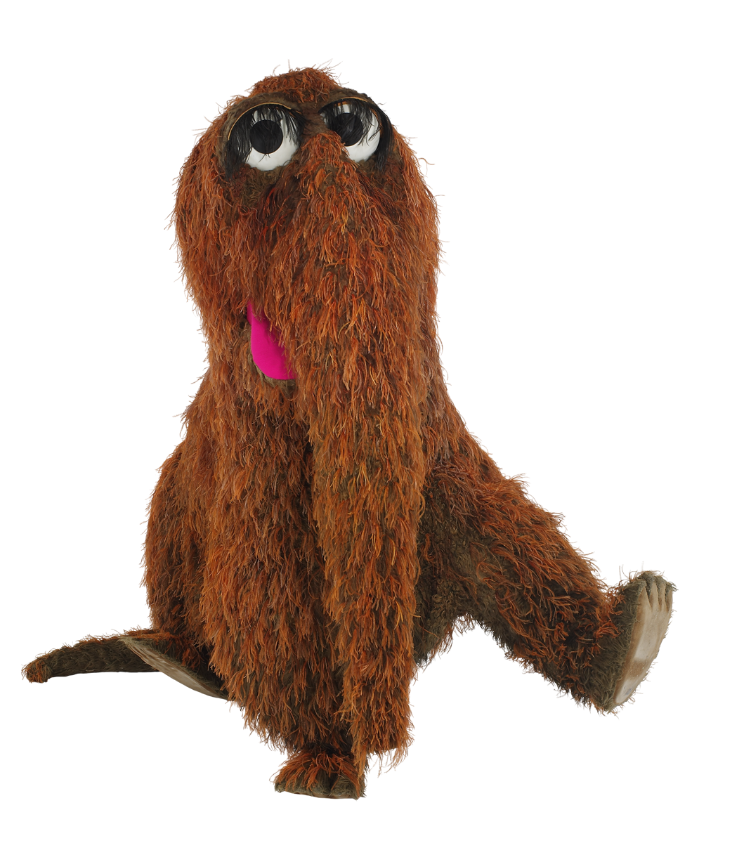 Sesame street character png. Image tumblr snuffydancing muppet