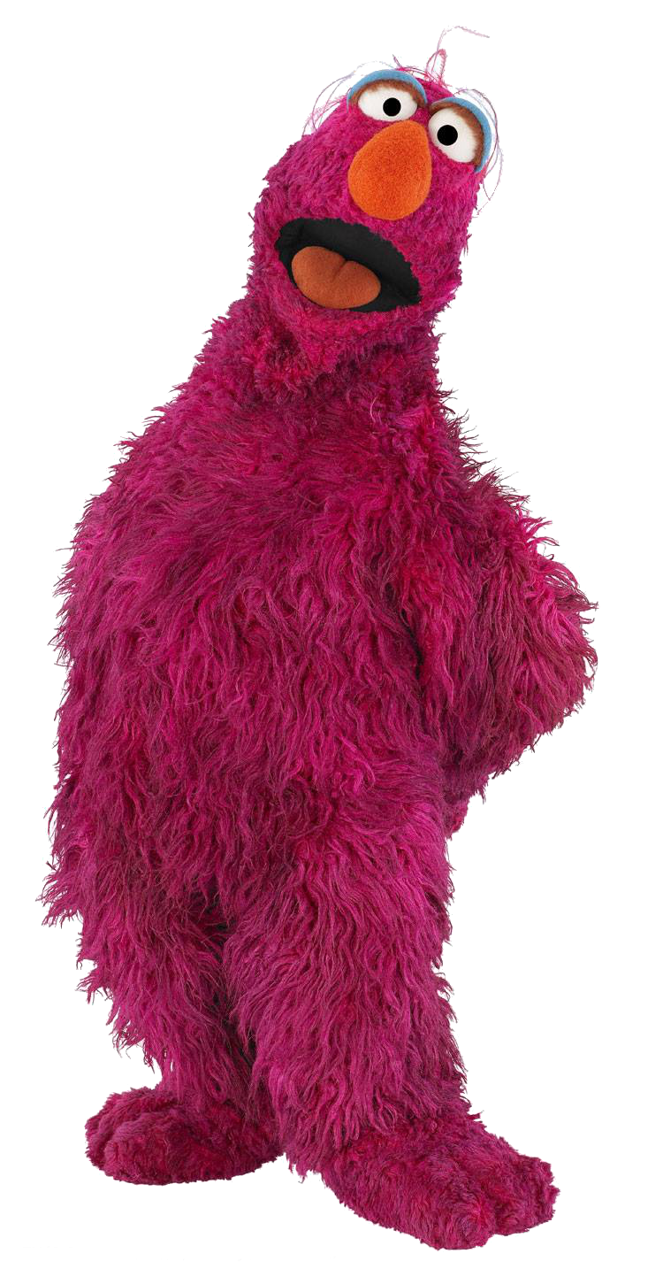 Sesame street character png. Image telly full copy