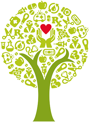 Setting clipart healthy community. Course of the week