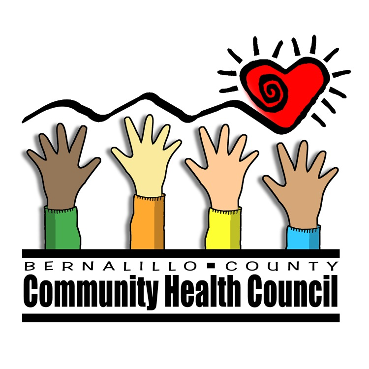 Bernalillo county health council. Setting clipart healthy community image black and white