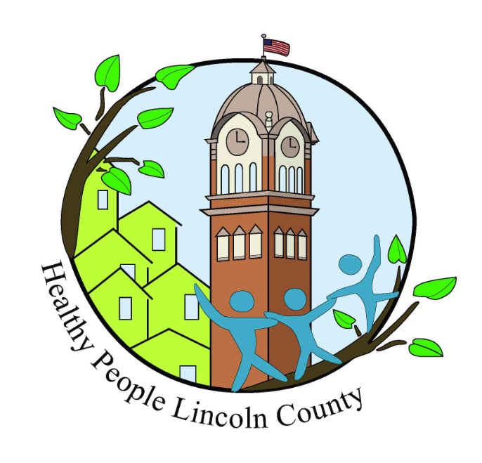 People lincoln county hplc. Setting clipart healthy community clip black and white download