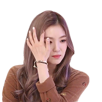 Seulgi drawing hair. Discussion the k pop