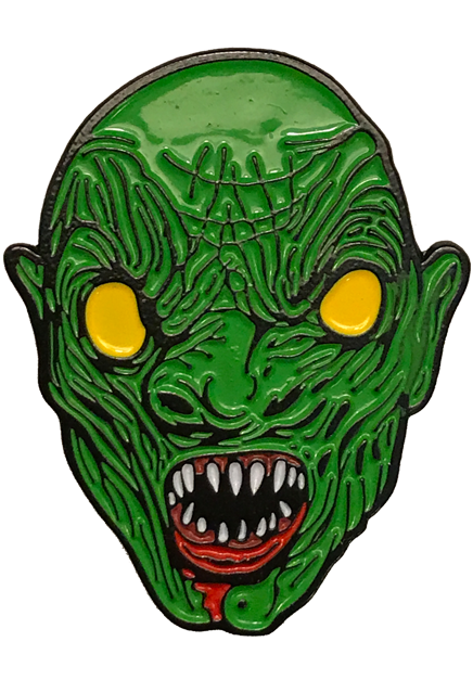 Sewer drawing haunted. Chud the monster enamel