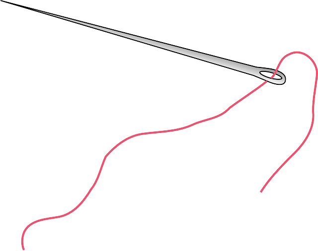 sewing needle and thread png