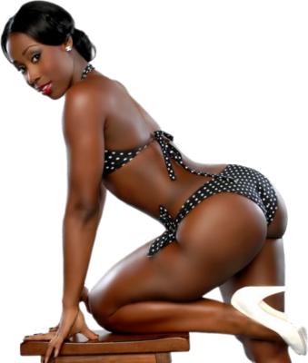 Ebony model png. The bria myles project