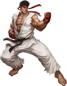 Sfv ryu png. Fan art cosplays official