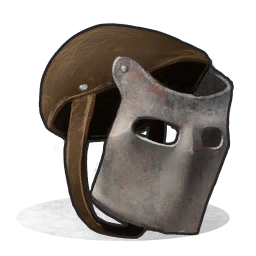 Metal facemask rust wiki. Shack drawing png library stock