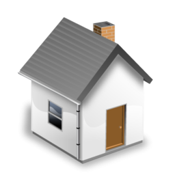Shack vector old home. Free small house icon