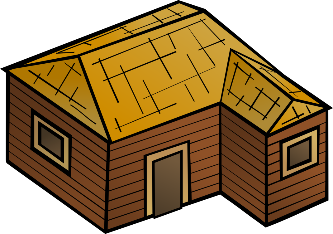 House download computer icons. Shack vector nipa banner download