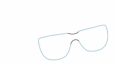 Shades drawing easy. How to draw sunglasses