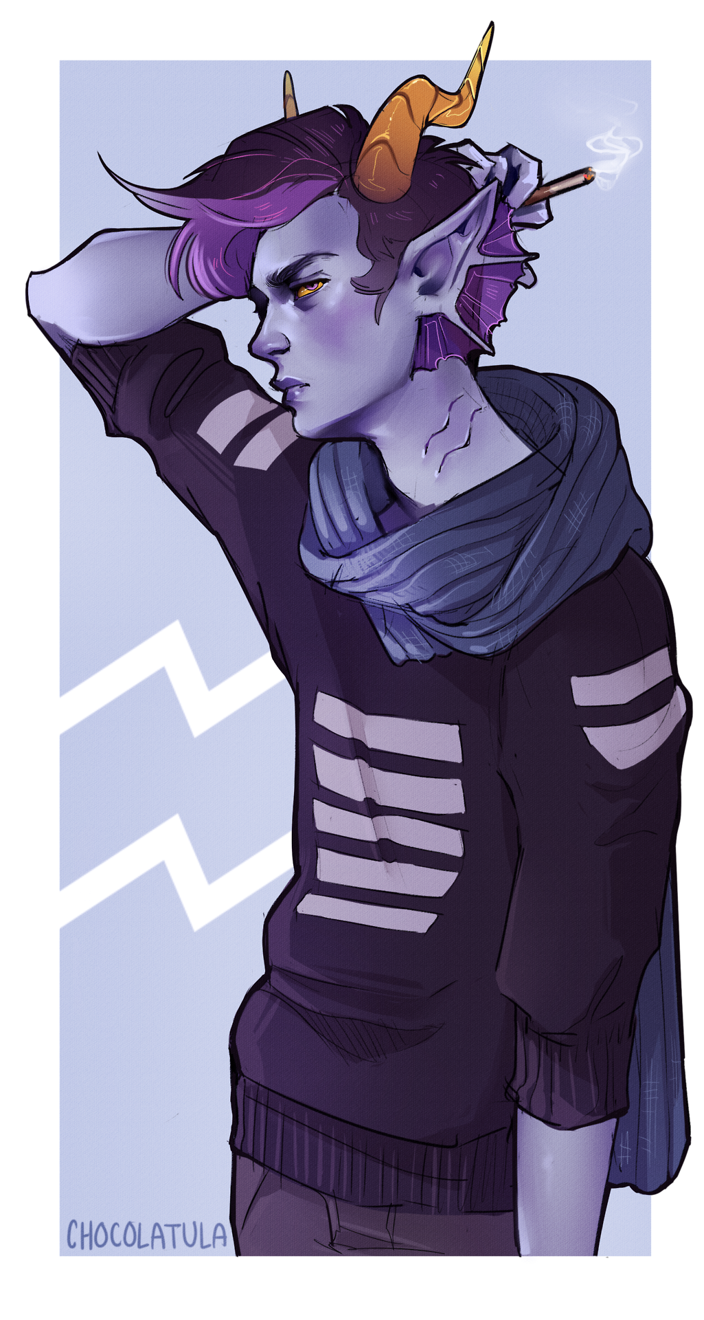 Shades drawing lonely. My eridan roleplay muse