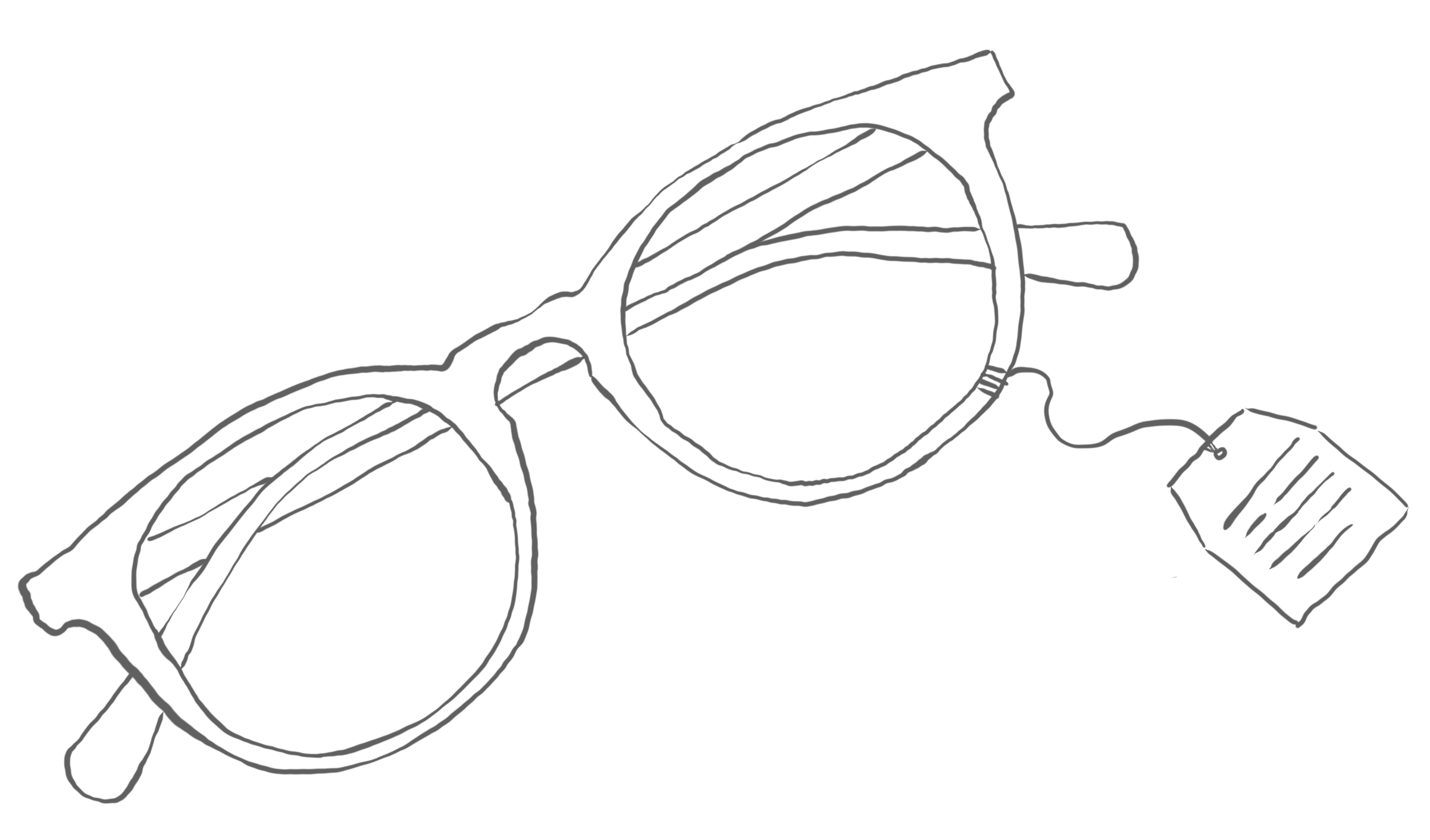 Shades drawing sketch. Glasses at getdrawings com