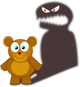 Monster clip art at. Shadow clipart clipart free