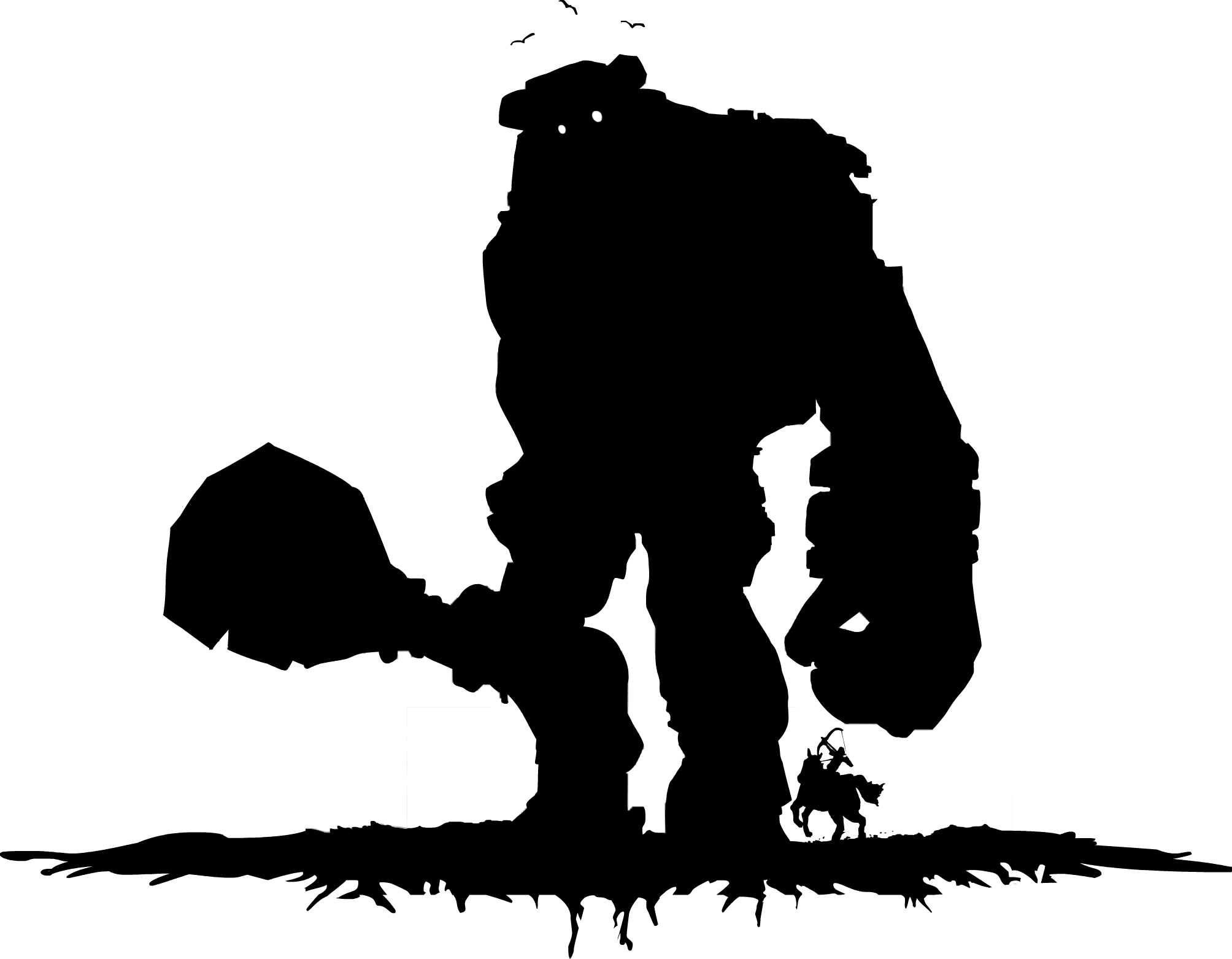 Shadow of the colossus png. Picture mart