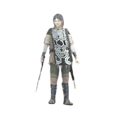 Shadow of the colossus png. Image wander render by