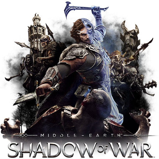 Shadow of war png. All games delta middle