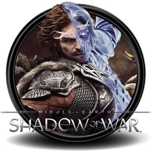 Shadow of war png. Middle earth icon by