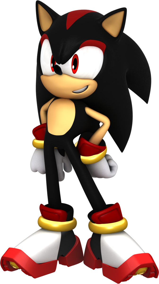 shadow the hedgehog png