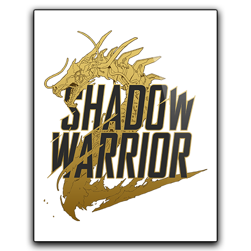 Shadow warrior 2 png. Icon by hazzbrogaming on