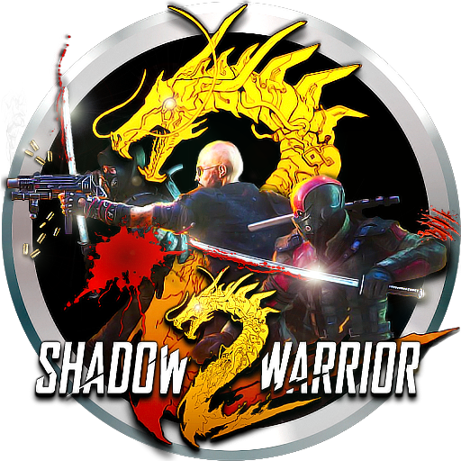 Shadow warrior 2 png. V by pooterman on
