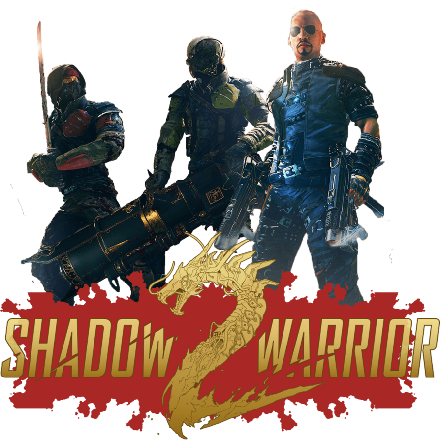 Shadow warrior 2 png. Game icon by deepdasg