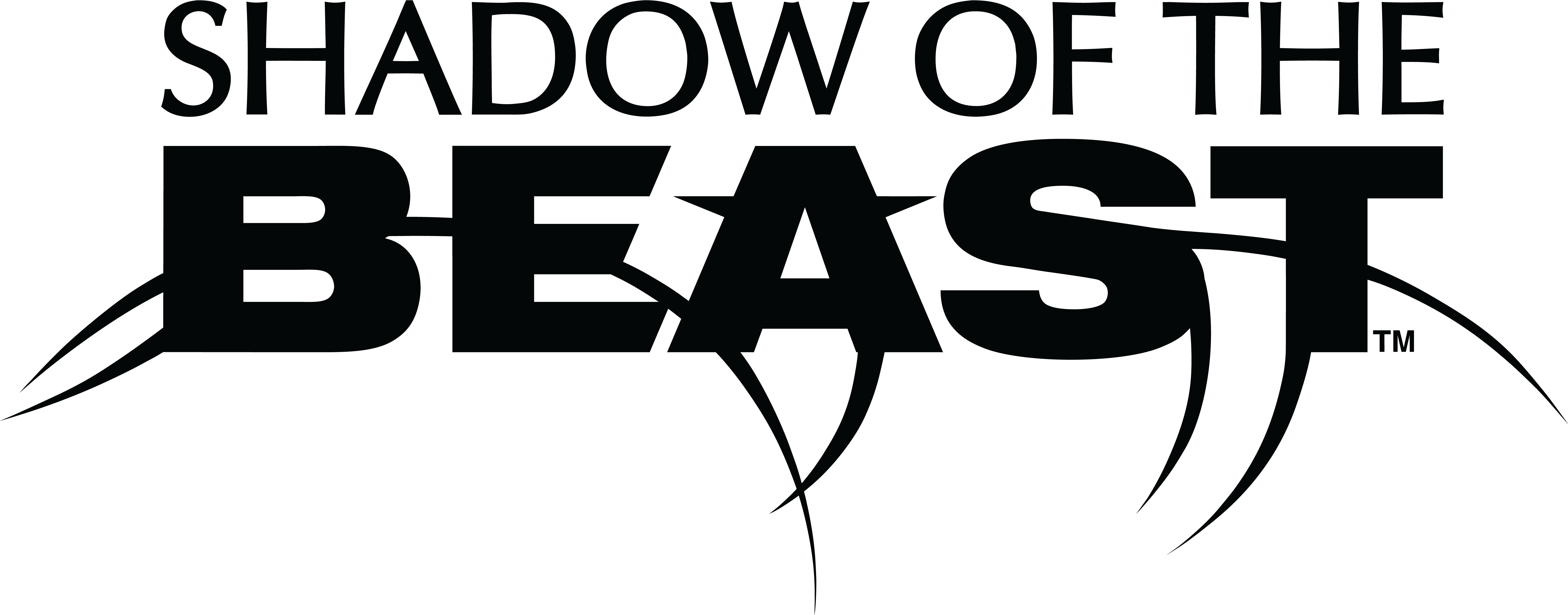 Shadows of evil logo png. Shadow the beast user