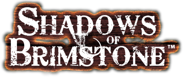 Shadows of evil logo png. New brimstone products from
