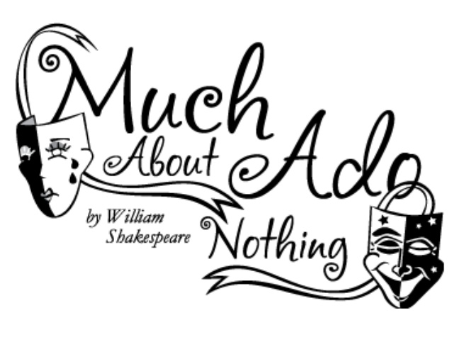 shakespeare clipart much ado about nothing