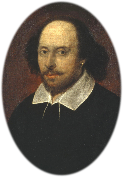 Shakespeare transparent. List of william screen
