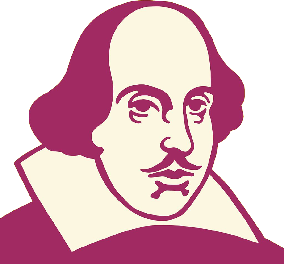 Shakespeare transparent background. Poetry by heart sonnets