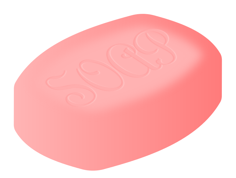 Transparent soaps translucent. Free soap cliparts download