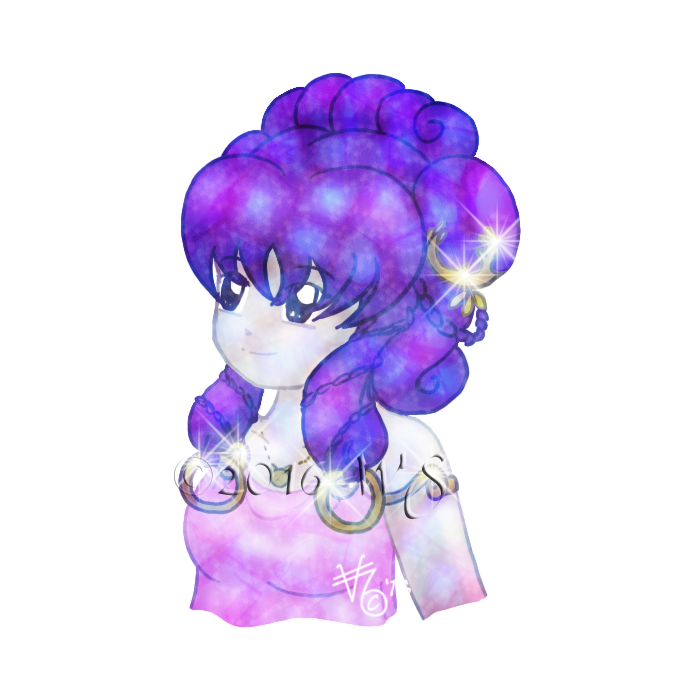 Shampoo drawing animated. Experimental crystal by kittyocean