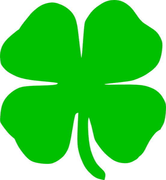 irish shamrock png