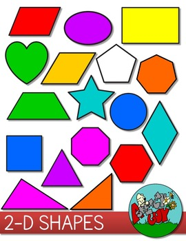 d shapes clip. Shape clipart graphic freeuse library