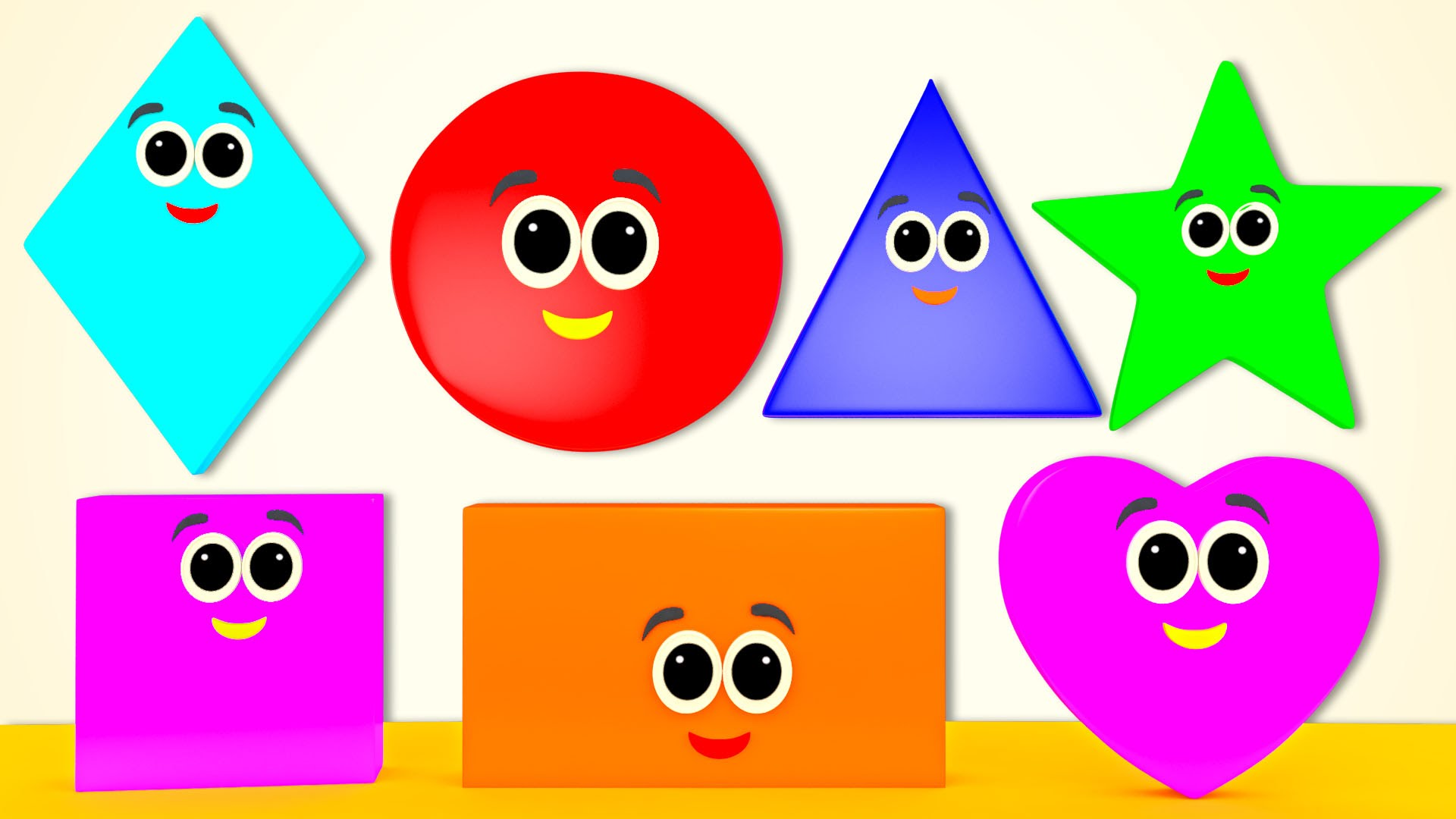Shapes clipart children's. Song learn nursery rhymes