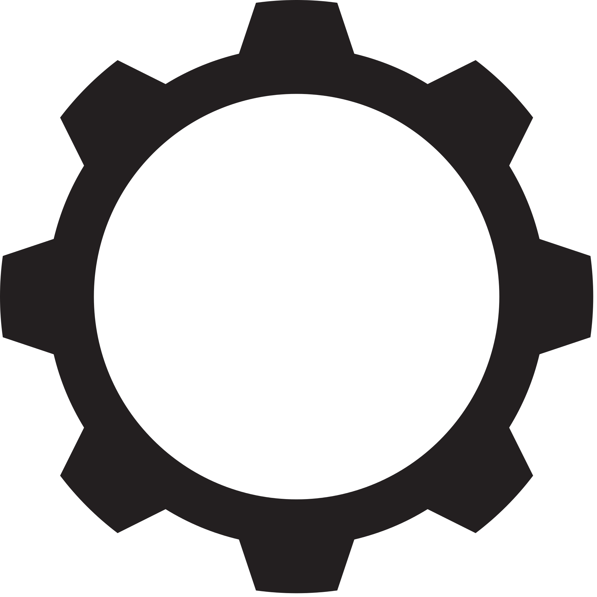 Shape svg. File gear black wikimedia