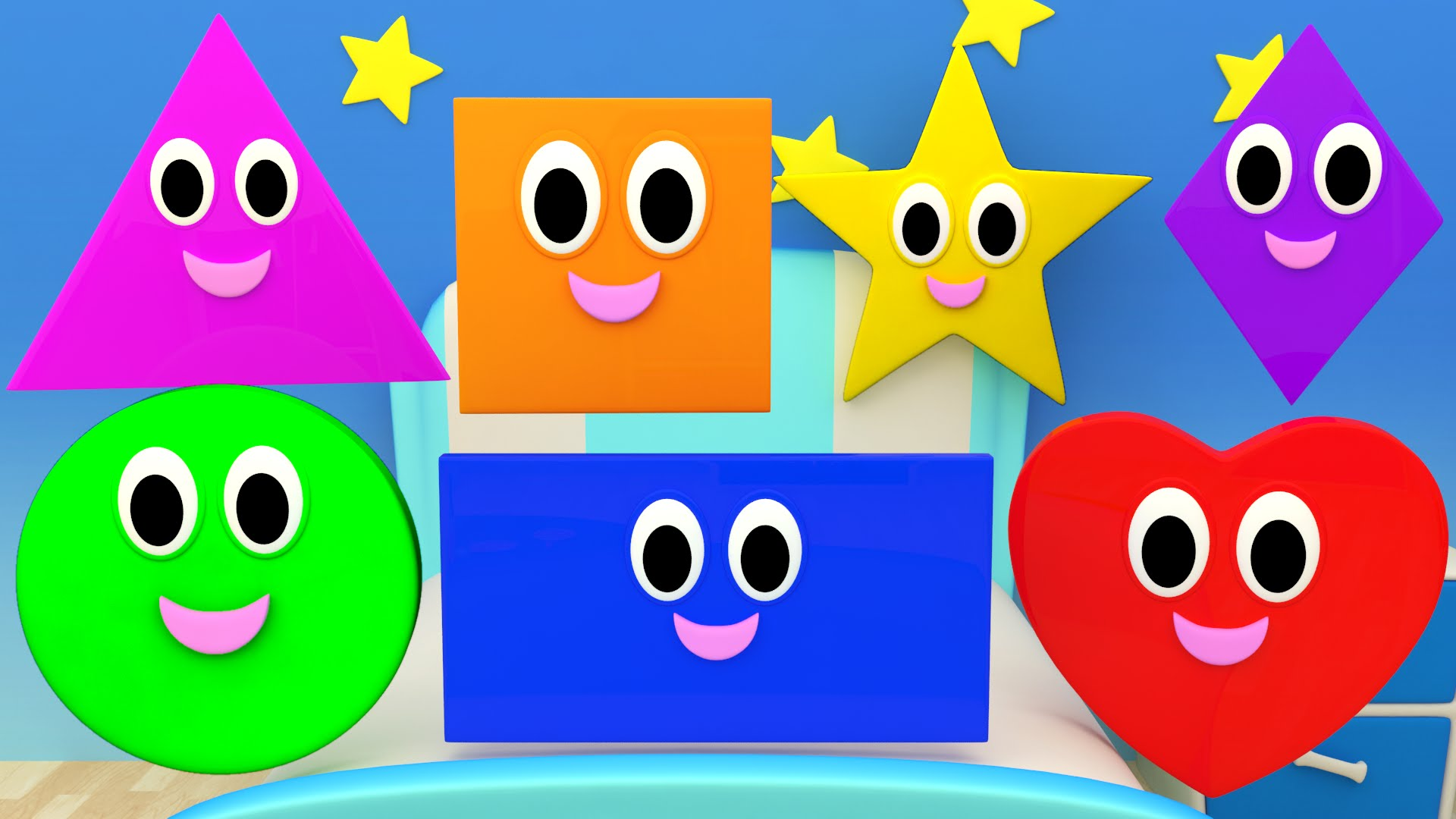 Shapes clipart children's. Our projects for the