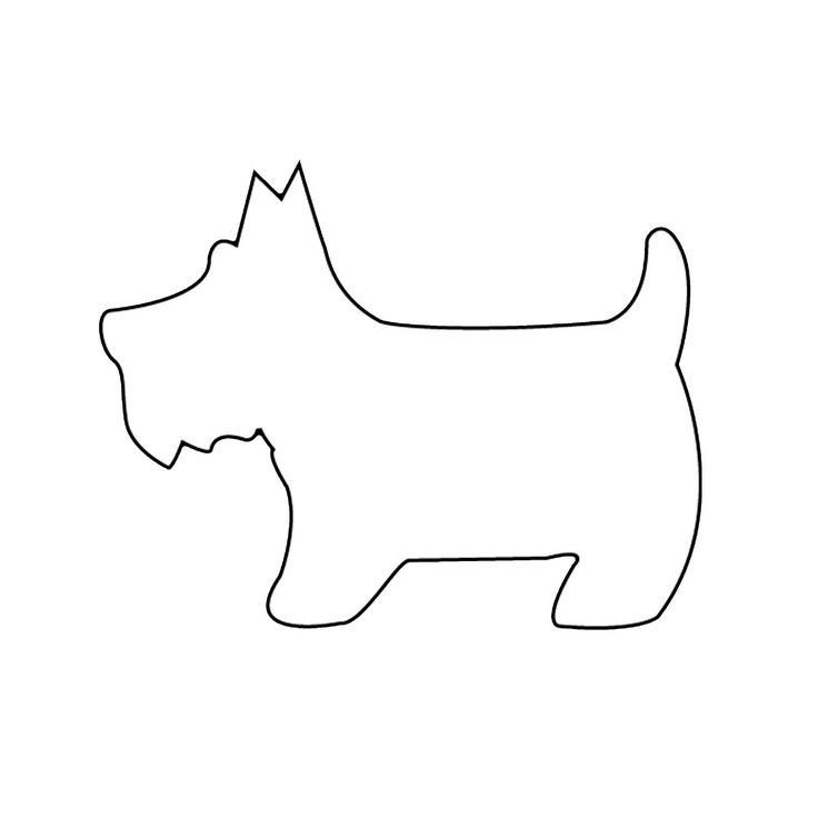 Shapes clipart dog. Images of pattern